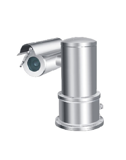 Explosion proof high definition integrated camera